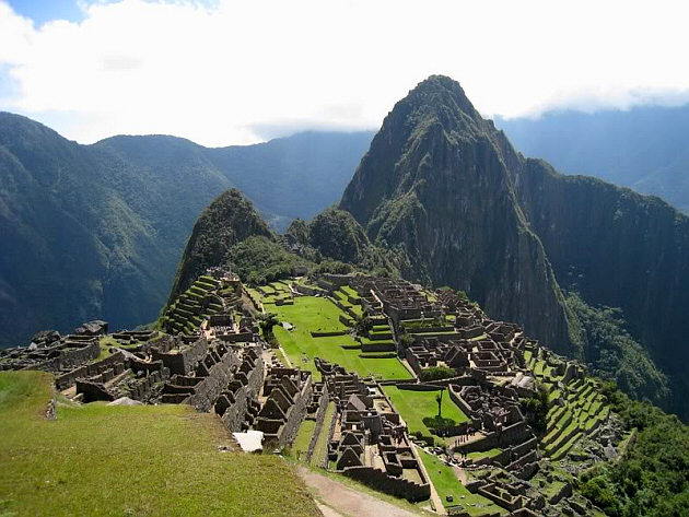 Machu Picchu in All its Splendor