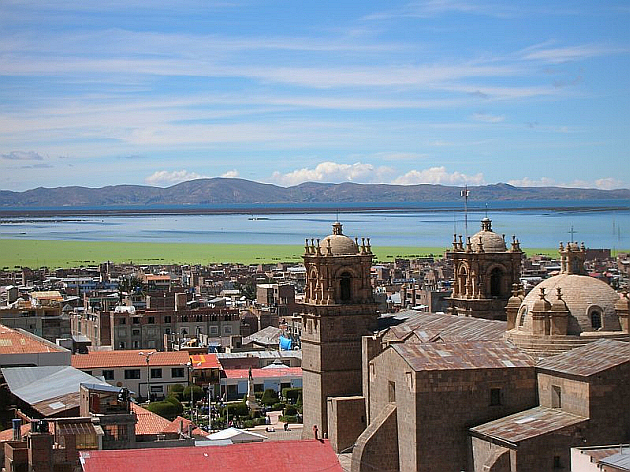 Puno and Lake Titicaca